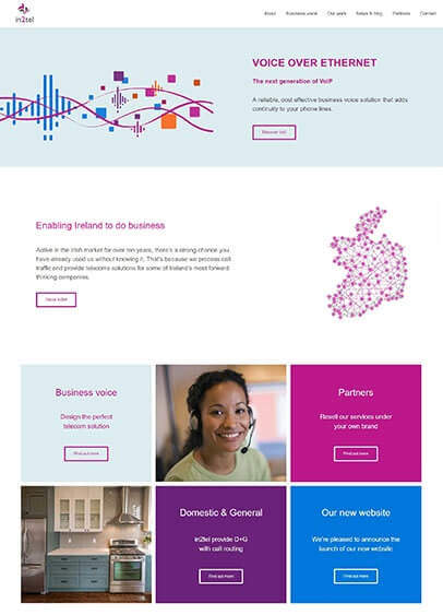 screenshot-in2tel-website-homepage