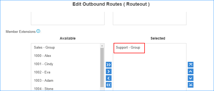 use-extension-group-in2pbx
