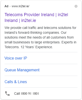 in2tel-google-ad-freephone
