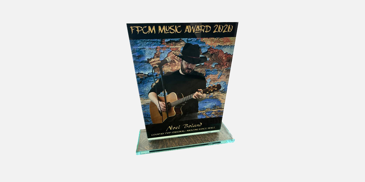 Noel Boland wins Fair Play Country Music Award 2020 | in2tel